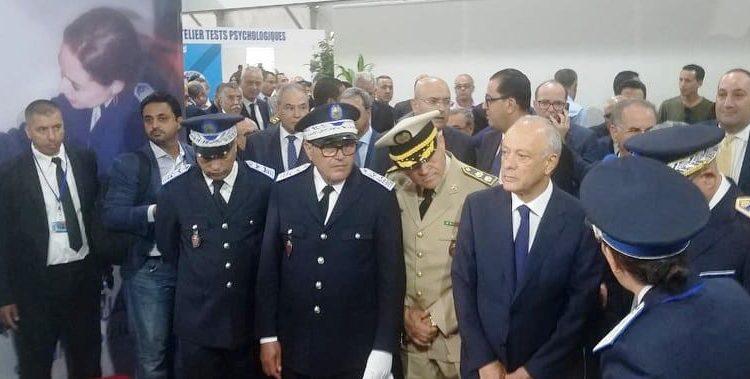 أبواب الأمن الوطني المفتوحة بطنجة تستقطب حوالي 515 ألف زائر من المغاربة والأجانب
