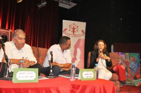 """مراكش: ملتقى فنون المرأة يثمن دور المغربيات في التراث الوطني المادي واللامادي"""""""