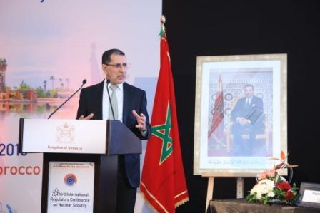 العثماني : المغرب كان سباقا لإتخاذ تدابير ضد مخاطر المجالين النووي والإشعاعي