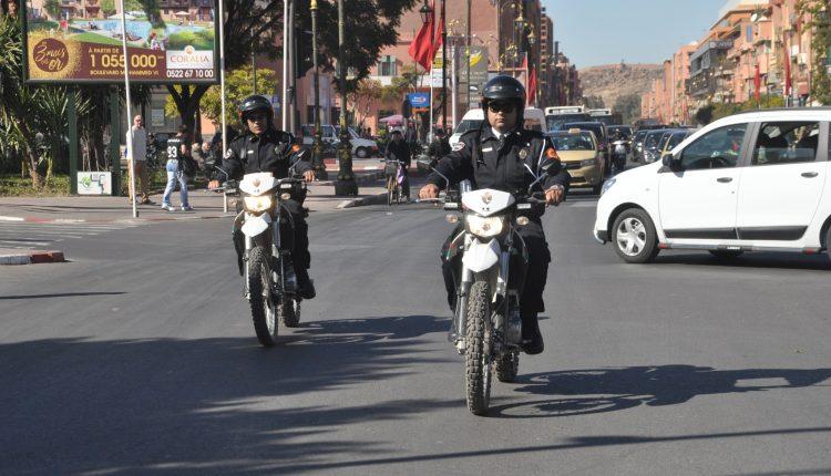 أمن مراكش يجري بحثا عن عناصر عصابة لترويج المخدرات