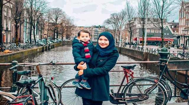 طفل مسلم ماليزي يدخل عالم العباقرة في سنته الثالثة من عمره