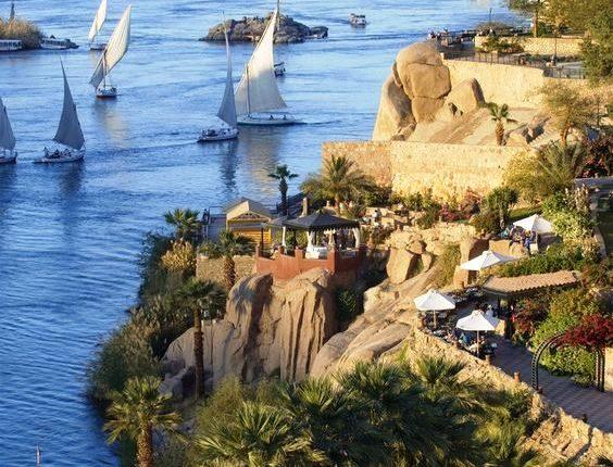 مصر تكشف حقيقة انخفاض منسوب مياه النيل