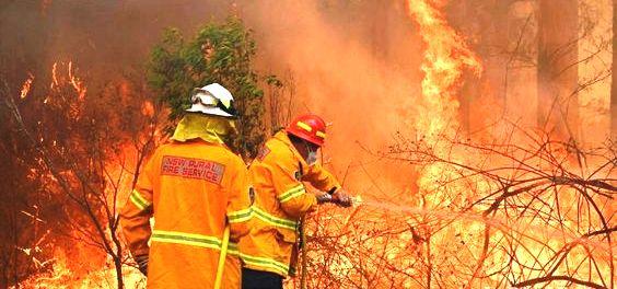 أدخنة حرائق أستراليا تصل إلى تشيلي والأرجنتين