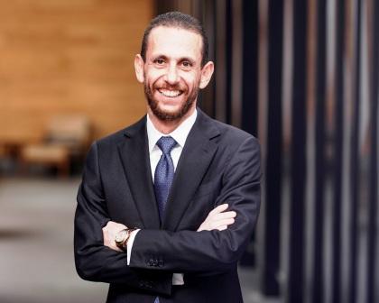 خالد بشارة رجل الأعمال المصري يلقى حتفه في حادث مروري