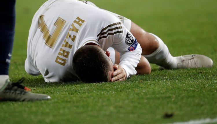 """""""ريال مدريد"""" يستقبل السنة الجديدة بخبر غير سار"""