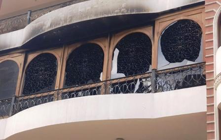 مدفئة كهربائية وراء وفاة والد الفنان إيهاب توفيق