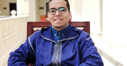 الأمم المتحدة تُعين الشاب المغربي حاتم أزناكـ منسقا إقليميا ﻟﻣﻧطﻘﺔ الشرق الأوسط وشمال أفريقيا وجنوب آسيا