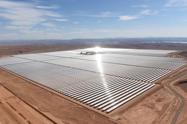 الطاقات المتجددة محفز حقيقي لإقلاع أخضر جديد في المغرب