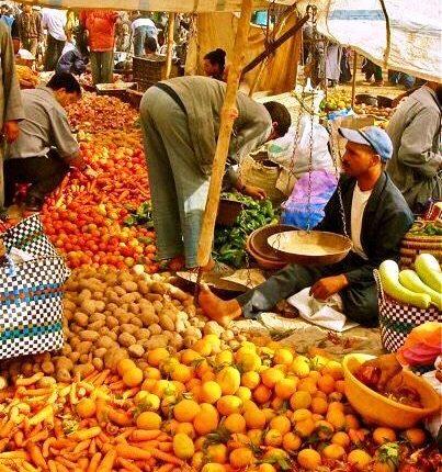 ارتفاع مهول في أسعار الخضروات والفواكه بمراكش