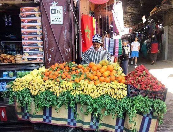 المغرب يحافظ  على تصنيفه كأول زبون مزود لإسبانيا بالخضر والفواكه