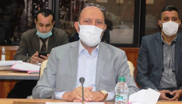 """دورة استثنائية لمجلس مراكش، تستمر في تحديد أولويات """"زمن كورونا"""" وترفع إيقاع التعبئة الشمولية"""