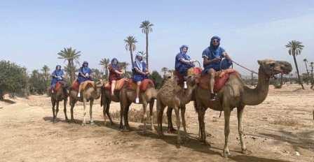 ملايين السياح المحتملين يرغبون في السفر نحو المغرب بتطلعات متجددة وعروض مبتكرة