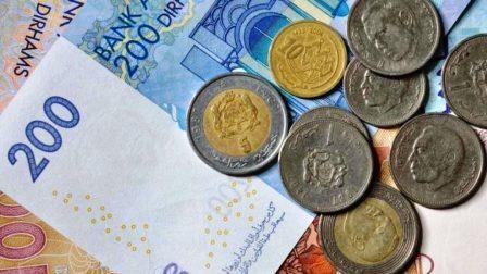 ارتفاع قيمة الدرهم مقابل الأورو بــ 0,75 في المائة