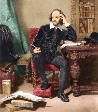 عوالم الأدب تخلد اليوم وفاة الكاتب المسرحي العالمي وليام شكسبير