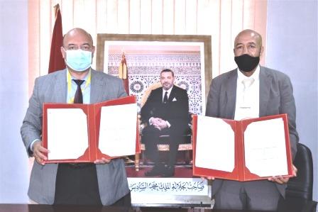 توقيع إتفاقية تعاون في مراكش من أجل التبادل الالكتروني المنتظم للمعلومات وخدمة المنظومة التربوية