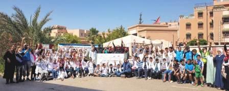 الجمعية الوطنية للدراجة الجبلية تنظم لقاء تأطيريا وورشات تطبيقية لفائدة الناشئة في مراكش