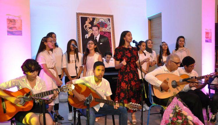 المعهد الموسيقي بعرصة الحامض في مراكش مشتلُ إبداعات فنية وتألقات نغمية واعدة