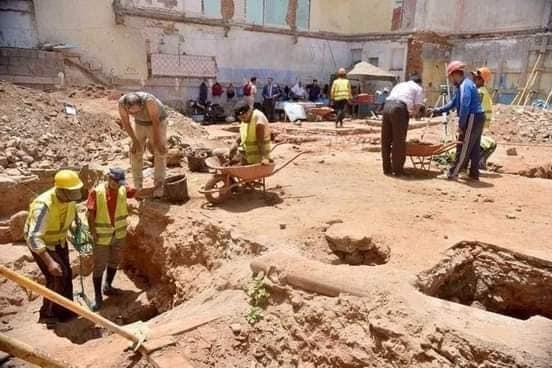 اكتشاف بقايا وبنيات أثرية وسط المدينة العتيقة لسلا
