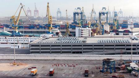 مسطرة جديدة لحل مشكل البضائع العالقة في ميناء الدار البيضاء