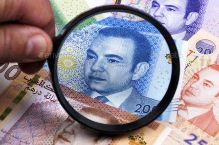 انخفاض قيمة الدرهم مقابل الأورو ب 0,27 %