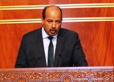 انتخاب النعم ميارة عن حزب الاستقلال رئيسا لمجلس المستشارين